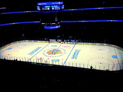 Chicago Blackhawks Arena