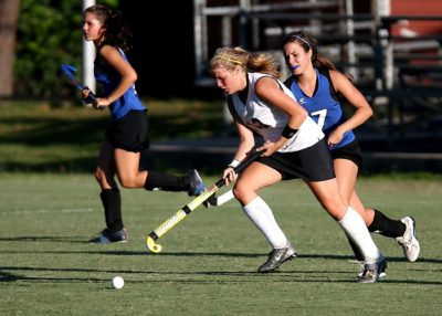 Female Field Hockey Players